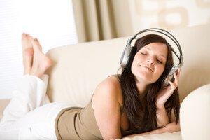 частое прослушивание музыки
