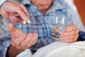 Медикаменты больному