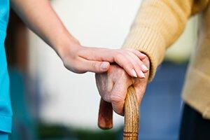 Помощь при деменции