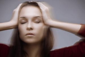 головокружение - симптом сужения сосудов