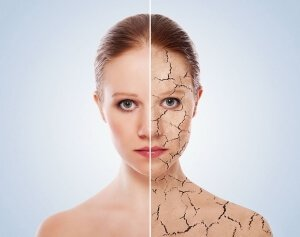 Изменения кожи с возрастом