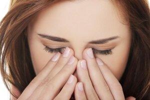 Симптомы усталых глаз