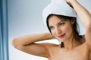 забота за волосами