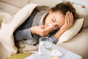 Проблема при простуде