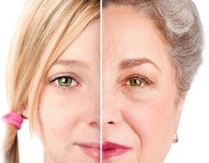 Процесс изменения жирной кожи лица с возрастом