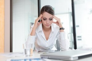 сильный стресс