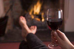 вино при низкой температуре
