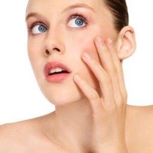 Аллергия на кожных покровах лица