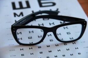 Очки и схема