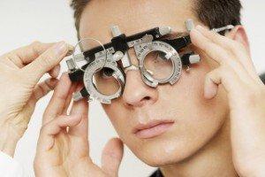 Офтальмологическая диагностика