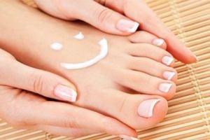 Крема для ног