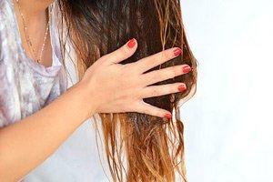 Применение для волос