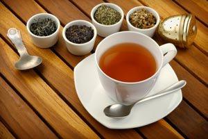 чай перед УЗИ