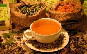Чай против паразитов