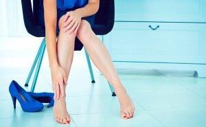 Слабость в ногах у женщин