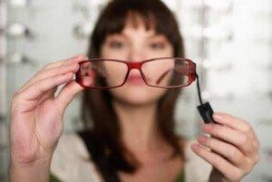 Снижение зрения при сахарном диабете