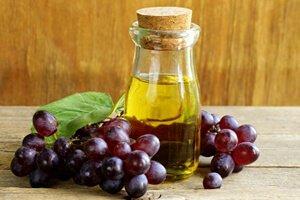 виноград и экстракт