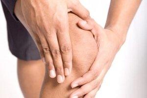 Болезненность в коленном суставе