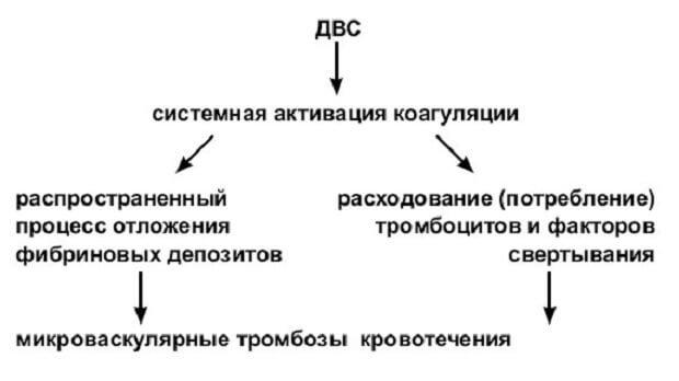 Активация коагуляции
