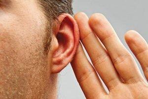 Плохой слух у мужчины