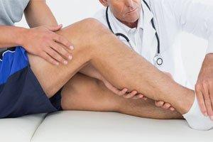 Ноги человека