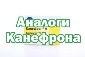 Заменители Канефрона