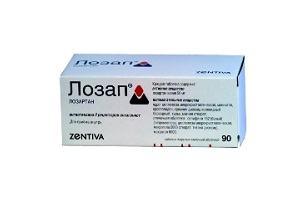 Лекарство Лозап