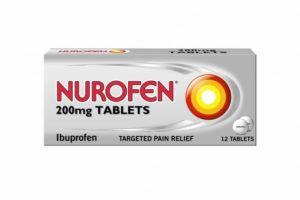 Лекарство Нурофен