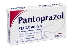Лекарство Пантопразол