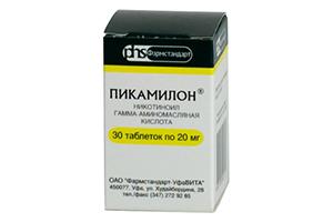Лекарство Пикамилон