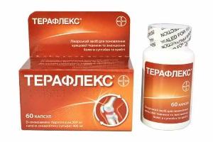 Лекарство Терафлекс