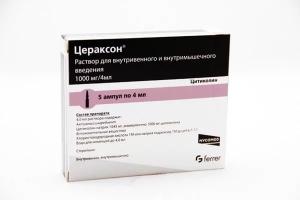 Лекарство Цераксон
