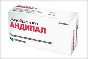 Лекарство Андипал