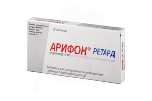 Лекарство Арифон