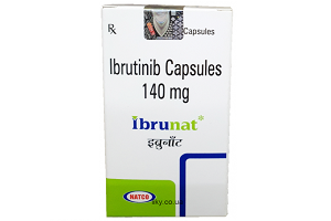 Лекарство Ибрутиниб
