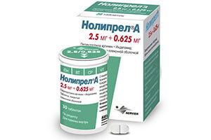 Лекарство Нолипрел