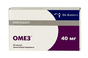 Лекарство Омез