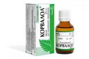 Лекарство Корвалол